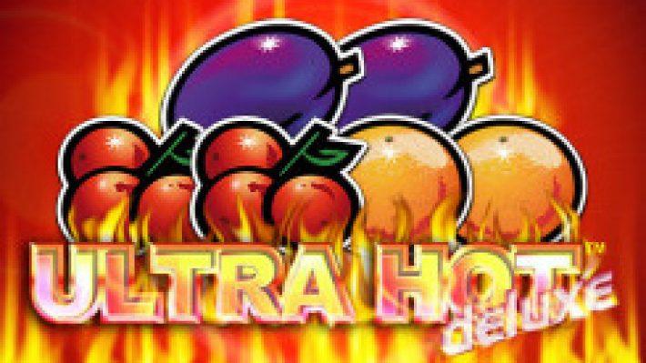 Ultra Hot™ Deluxe Slot
